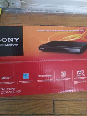 Sony dvd player for Sale in Washington, DC