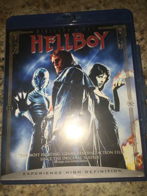 HellBoy BluRay HighDefinition for Sale in Tampa, FL