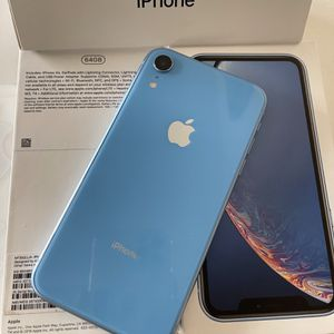 📲 IPHONE XR 64GB UNLOCKED ANY CELLPHONE COMPANY+RECEIPT PROOF IT'S UNLOCKED WE CAN MEET AT ANY CELLPHONE STORE VERIFY EVERYTHING WORKS💯%👈🏼 for Sale in Escondido, CA