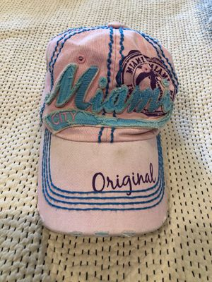 Pink Miami, Hat for Sale in Hialeah, FL