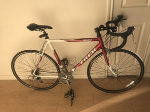 Trek 1000 alpha custom aluminum road bike for Sale in Dallas, TX