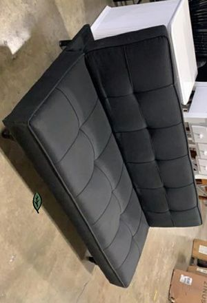Best PRİCE ⏳💲 3️⃣9️⃣ Down Collin Adjustable Futon Sofa 249 for Sale in Jessup, MD