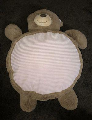 Stuffed bear mat for Sale in San Antonio, TX