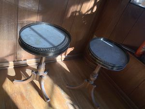 Antique End tables for Sale in Tacoma, WA