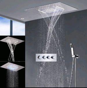 Modern Bathroom Fixtures LED Shower Set. for Sale in Vancouver, WA