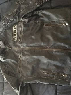 Leather Motorcycle Jacket for Sale in Duluth,  GA
