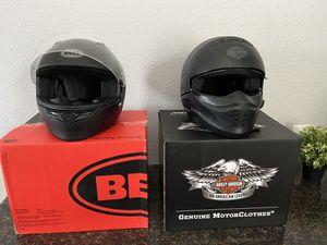 Motorcycle helmets for Sale in Cedar Hill, TX