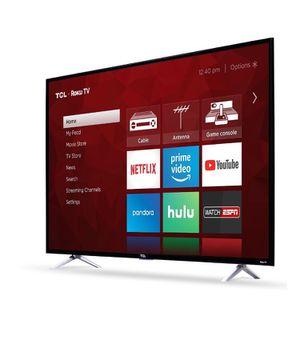 """TLC 55"""" Class 4K Ultra HD (2160P) Roku smart LED TV. for Sale in Greenville, SC"""