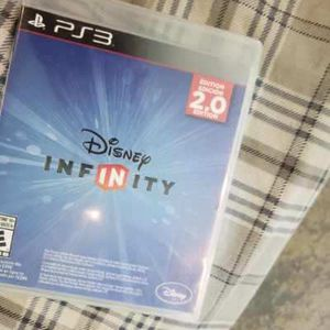 Disney Infinity 2.0 For Playstation 3 for Sale in New Lenox, IL