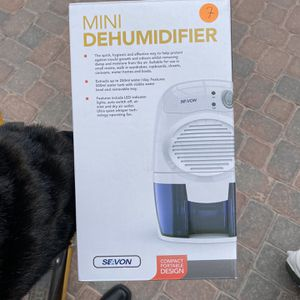 Mini dehumidifier for Sale in Las Vegas, NV