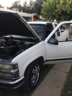 Chevy Silverado 1500 for Sale in Fresno, CA