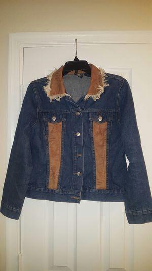 Jean jacket for Sale in Gainesville, VA