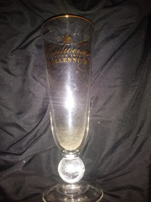 Budweiser Collectable Glass for Sale in Hemet, CA