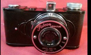 Old film falcon mini camera 1930 for display. for Sale in Denver, CO