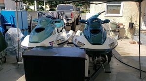 SEADOO GTX GTI BOMBARDIER for Sale in Los Nietos, CA
