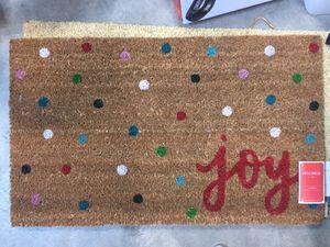Door mat - brand new for Sale in Irvine, CA