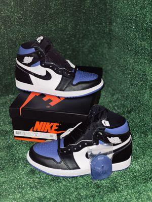 """Jordan 1 Retro """"Royal Toe"""" for Sale in Sterling, VA"""