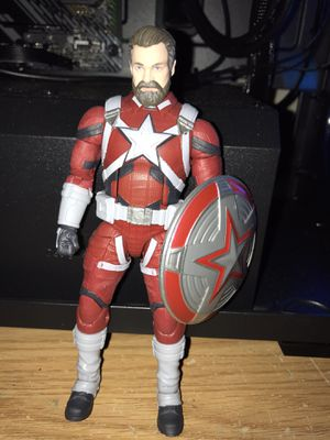 Marvel legends red guardian captain america for Sale in Chandler, AZ