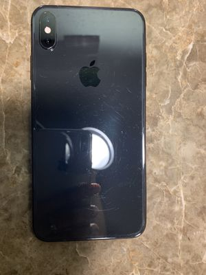 Apple iPhone XS Max , Space Grey for Sale in Cleveland, OH