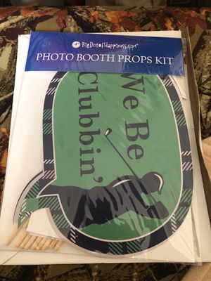 Photo booth props kit for Sale in Orlando, FL