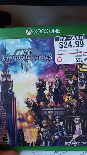 Kingdom Hearts 3 for Sale in Youngtown, AZ