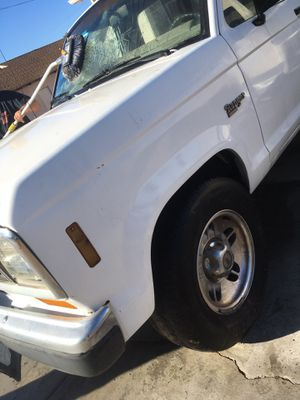 87' ford ranger front fenders for Sale in El Cajon, CA