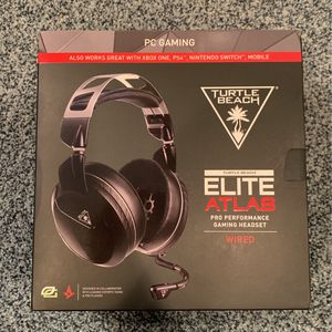 Turtle Beach Elite Atlas Pro Performance Gaming Headset for Sale in Baltimore, MD