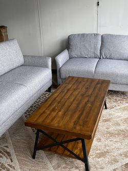 Zinus Livingroom Set And Coffee Table (All Brand New) for Sale in Columbus,  OH