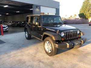 2007 Jeep Wrangler Unlimited Rubicon for Sale in Riverside, CA