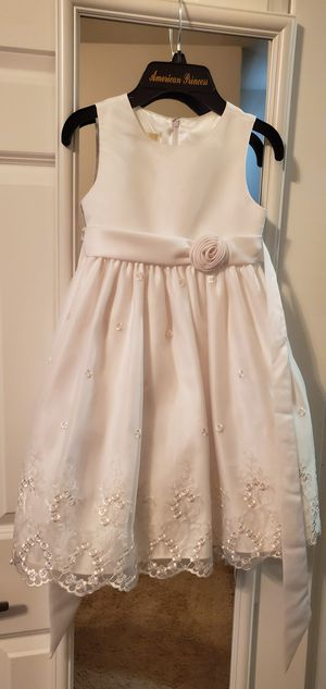 Flower girl dress for Sale in Raleigh, NC