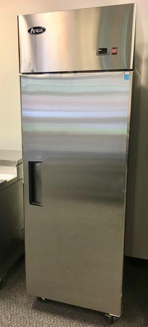 Top mount single door commercial refrigerator business equipment for Sale in Kent, WA