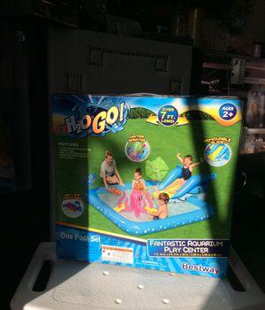H2OGO Fantastic Aquarium Play Center Pool for Sale in Vernon, CA