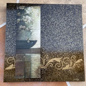NEW Marble Paintings (Set Of 2) for Sale in Miami, FL