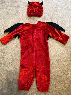 Little devil costume size 12-18 months for Sale in Collegeville, PA