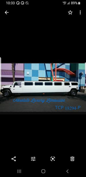 Limo for Sale in Fresno, CA