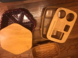 Longaberger Baskets for Sale in Gahanna, OH