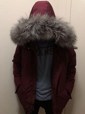 MICHAEL KORS! Burgundy Coat. for Sale in Aspen Hill, MD