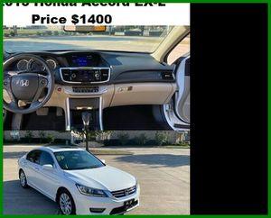 ֆ14OO_2013 Honda Accord EX-L for Sale in Chicago, IL