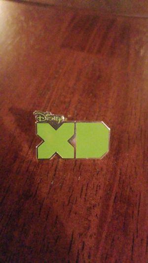 Disney Expo Promo Pin DISNEY XD LOGO New D23 2015 RARE for Sale in Lakewood, CA