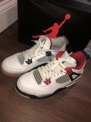 Air Jordan 4 retro What The for Sale in Hermon, ME