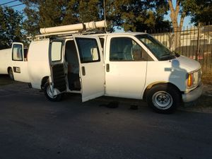 2000 Chevy Express Cargo Van 4.3L V6 for Sale in Dallas, TX