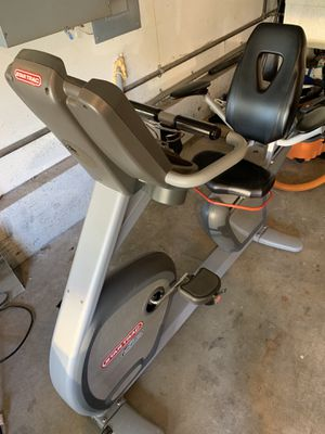 Star Trac bike prior gym equipment for Sale in Tacoma, WA
