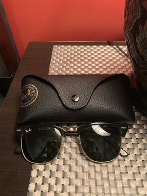 RayBan Clubmaster Sunglasses for Sale in Ashburn, VA