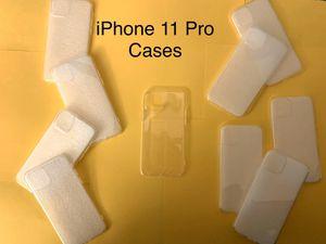iPhone 11 Pro/11/ 11 Pro Max Clear Cases for Sale in Miami, FL