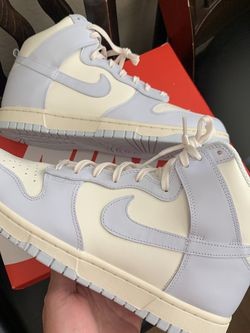 Nike Dunk High Football Grey for Sale in Palo Alto,  CA