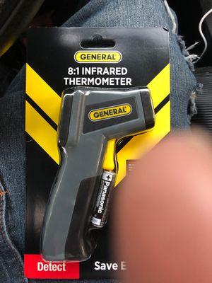 General infrared thermometer for Sale in San Antonio, TX