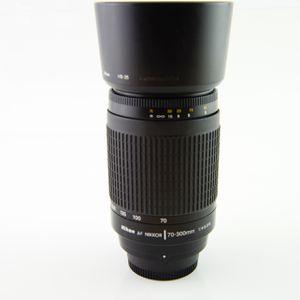 Nikon AF 70-300mm Telephoto Lens for Sale in Ellicott City, MD