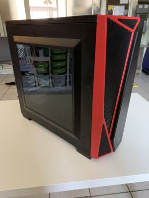 Gaming computer - i5 6550 GTX 1060 500gb SSD for Sale in Ontario, CA