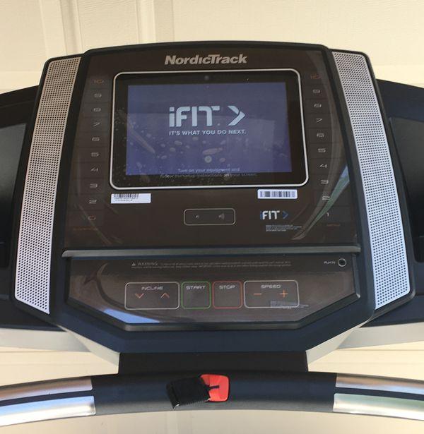 NordicTrack 6.5Si Treadmill