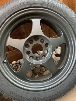 5x114 Rota Wheels And Tires for Sale in Daly City,  CA